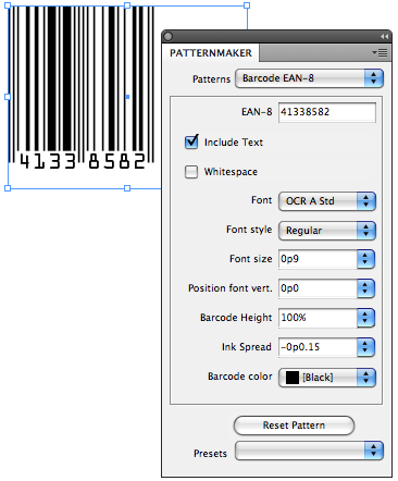 Barcodes in Adobe InDesign - InDesignSecrets com : InDesignSecrets