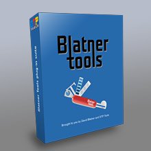 Blatner Tools Suite of Plug-ins