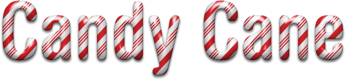 691 x 160 183 90 kb 183 png candy cane letters font free
