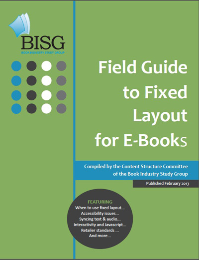 Field Guide to Fixed Layout for E-Books