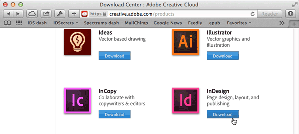 How to Download CS6 When You have a CC Subscription