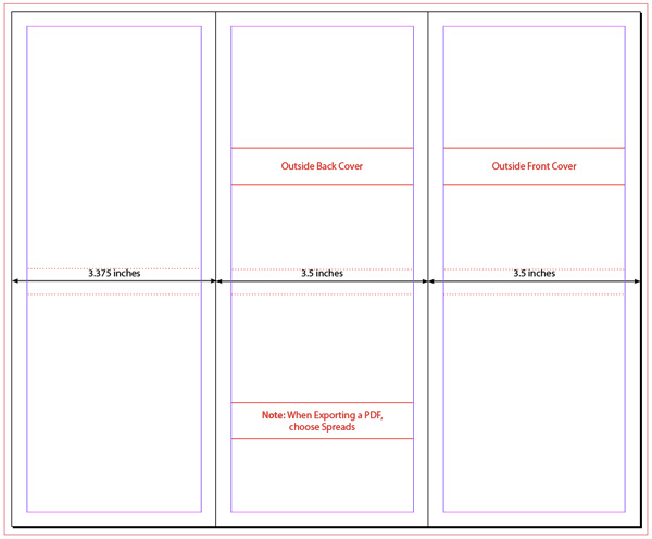 Premium member benefit free tri fold brochure templates for Free indesign tri fold brochure template