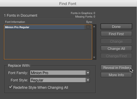 how to add new fonts to indesign