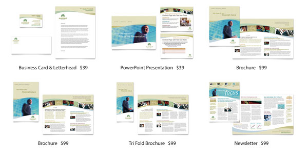 Free Indesign Template Of The Month Newsletter Layout