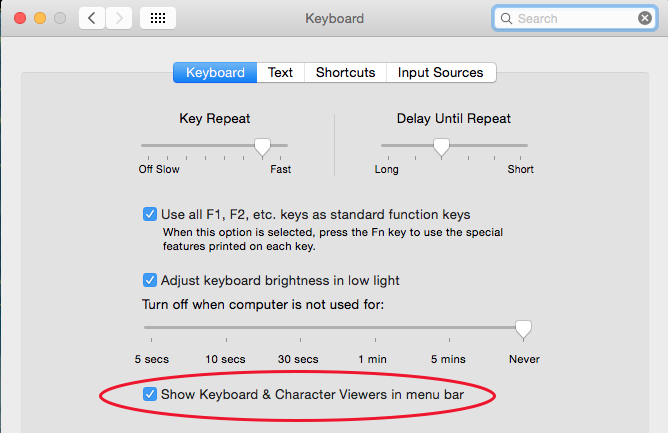 How to Find the Font That Has the Glyph You Need