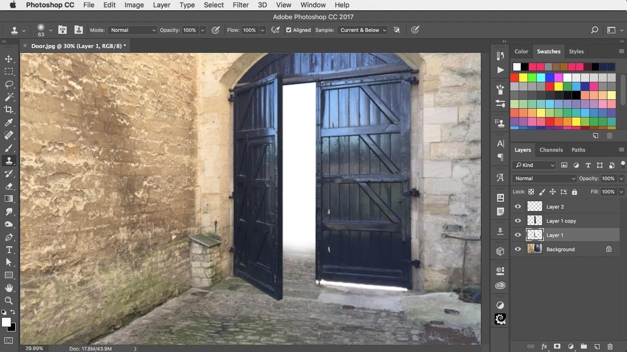 How To Open Doors In Photoshop Creativepro Com