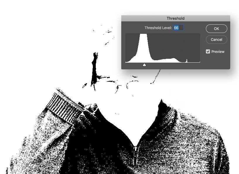 Turning An Image To Pure Black And White In Photoshop Creativepro Network