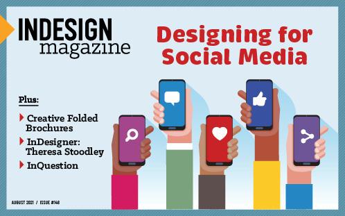 InDesign Magazine Issue 148 cover