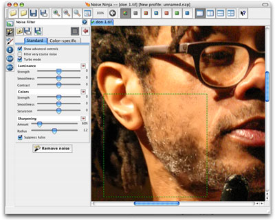 Framed and Exposed: Quiet Those Noisy Images - CreativePro com